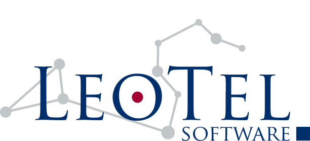 LeoTel Software Systems Logo